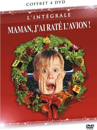 Maman, j'ai raté l'avion 1-4 - L'intégrale (4 DVDs)