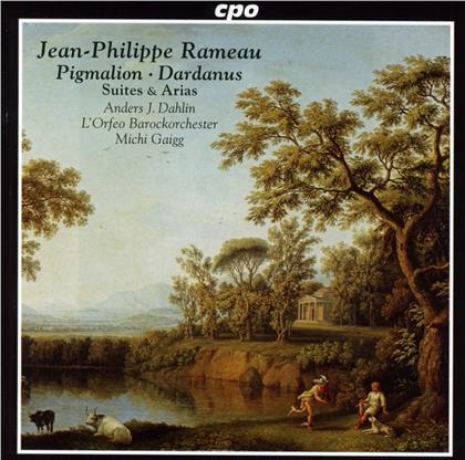 Jean-Philippe Rameau (1683-1764), Michi Gaigg, Anders J. Dahlin & L'Orfeo Barockorchester - Pigmalion - Dardanus