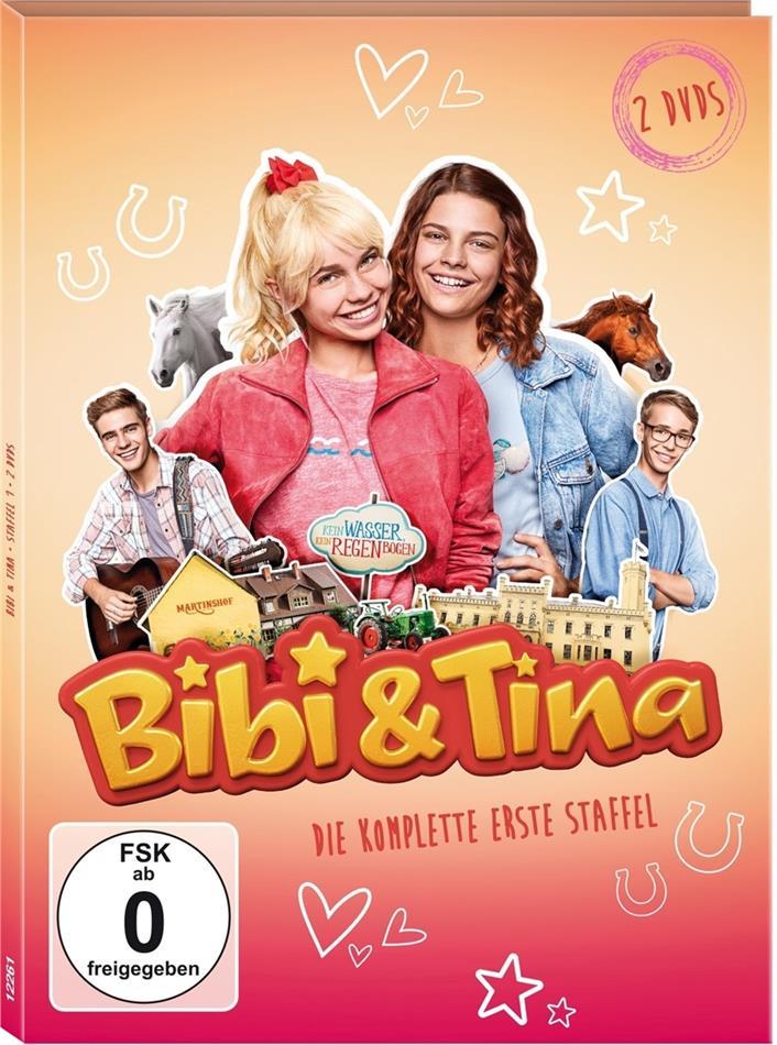 Bibi & Tina - Staffel 1 (2 DVDs)