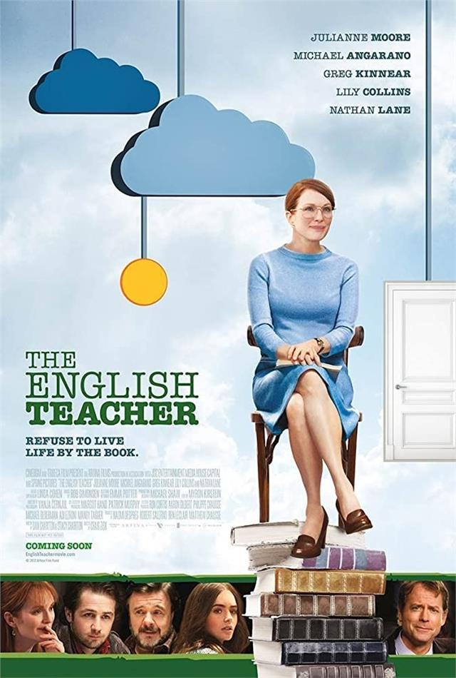 The English Teacher (2013) (Riedizione)