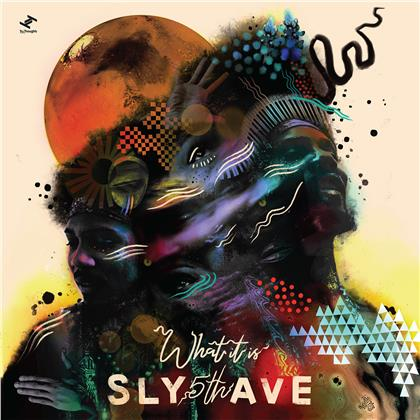 Sly5thAve - What It Is (2 LPs)