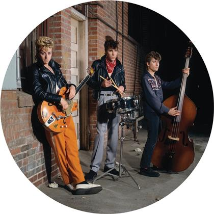 Stray Cats - Live At The Roxy 1981 (2020 Reissue, Cleopatra, Picture Disc, LP)