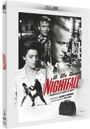 Nightfall - Poursuites dans la nuit (1957) (Blu-ray + DVD)