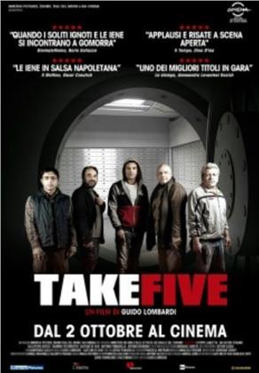Take Five (2014) (Neuauflage)