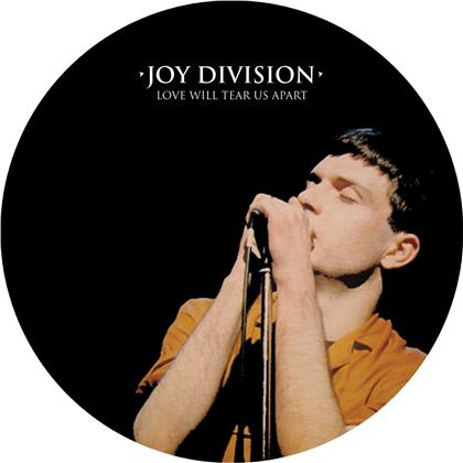 Joy Division - Love Will Tear Us Apart (Cleopatra, 2020 Reissue, Remastered, Picture Disc, LP)
