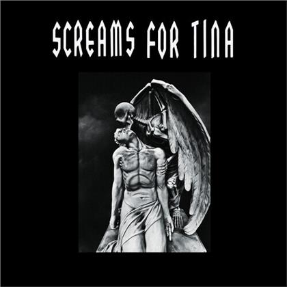 Screams For Tina - --- (2020 Reissue, Cleopatra, Remastered, White/Red Vinyl, LP)