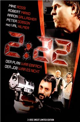 2:22 (2008) (Grosse Hartbox, Limited Edition, Uncut, Blu-ray 3D + DVD)