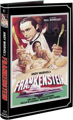 Andy Warhol's Frankenstein (1973) (Grosse Hartbox, Limited Edition)