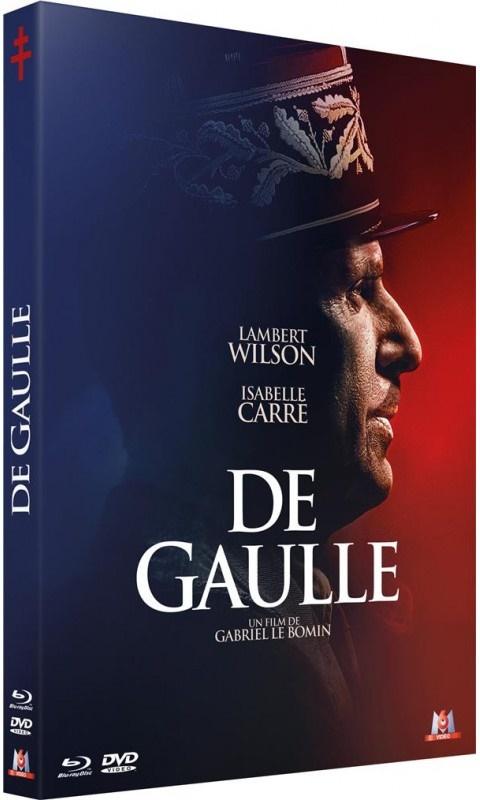 De Gaulle (2020) (Collector's Edition, Blu-ray + DVD)