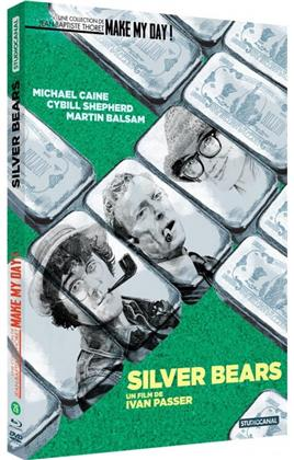 Silver Bears (1978) (Make My Day! Collection, Blu-ray + DVD)
