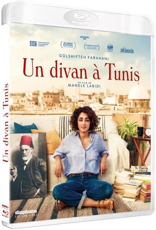 Un divan à Tunis (2019)