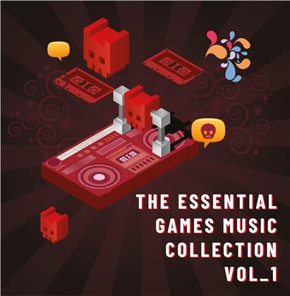 London Music Works - Essential Games Music Collection (LP)