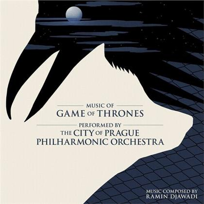 City Of Prague Philharmonic Orchestra - Music Of Game Of Thrones - Soundtrack - Not OST (Bone Coloured Vinyl, LP)