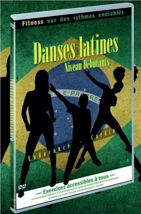 Danses latines niveau débutant