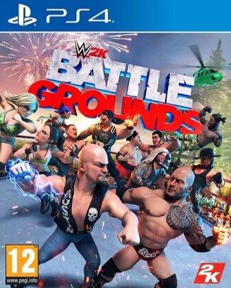 WWE Battlegrounds