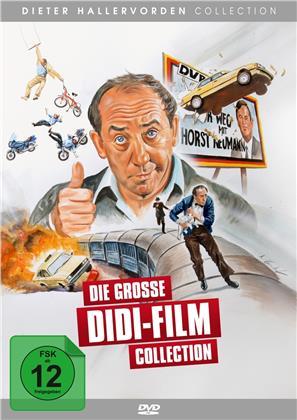 Die grosse Didi-Film Collection (Dieter Hallervorden Collection, 7 DVDs)