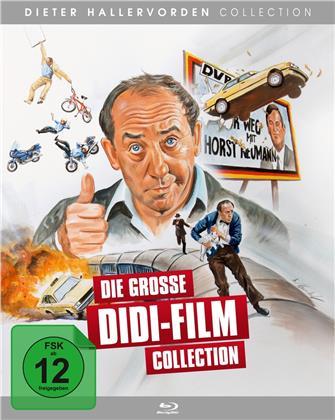 Die grosse Didi-Film Collection (Dieter Hallervorden Collection, 7 Blu-rays)