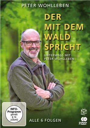 Der mit dem Wald spricht - Unterwegs mit Peter Wohlleben (2 DVDs)