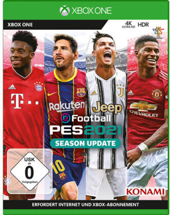 PES 2021 Season Update (German Edition)
