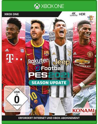 PES 2021 Season Update (German Edition)