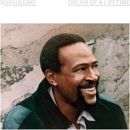 Marvin Gaye - Dream Of A Lifetime (2020 Reissue, Music On Vinyl, Limited Edition, Transparent Blue Vinyl, LP)