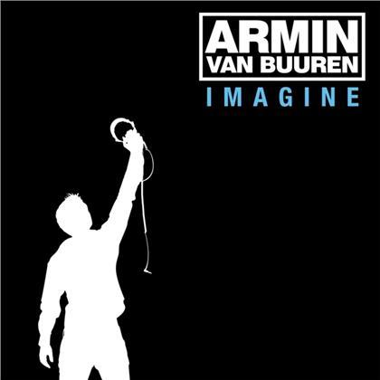 Armin Van Buuren - Imagine (2020 Reissue, Music On Vinyl, Limited Edition, Blue Vinyl, 2 LPs)