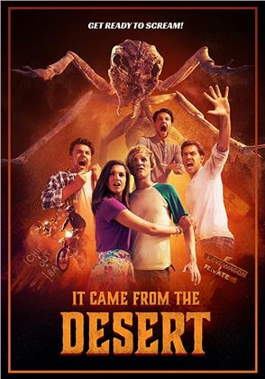 It came from the desert (2017) (Neuauflage)
