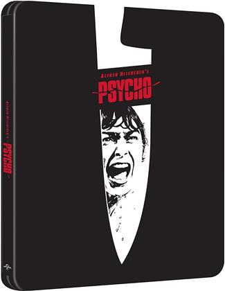 Psycho (1960) (60th Anniversary Edition, Steelbook)
