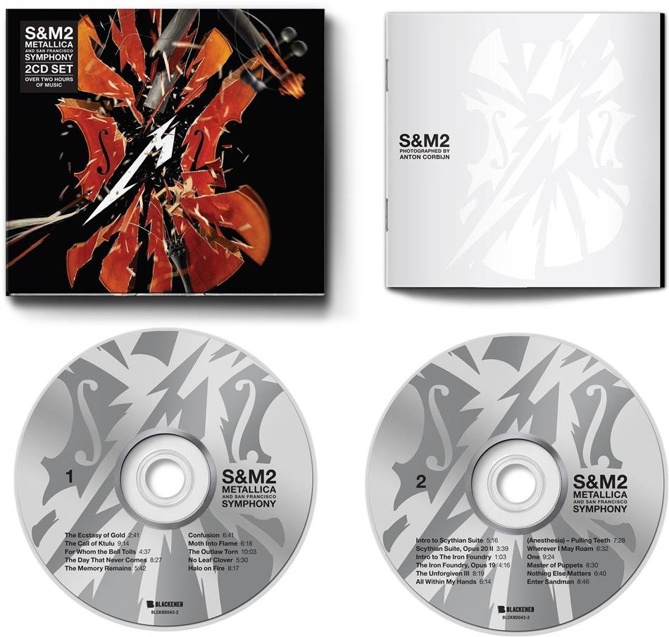 Metallica - S&M 2 (Japan Edition, 2 CDs)