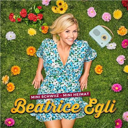 Beatrice Egli - Mini Schwiiz, Mini Heimat (2 CDs)