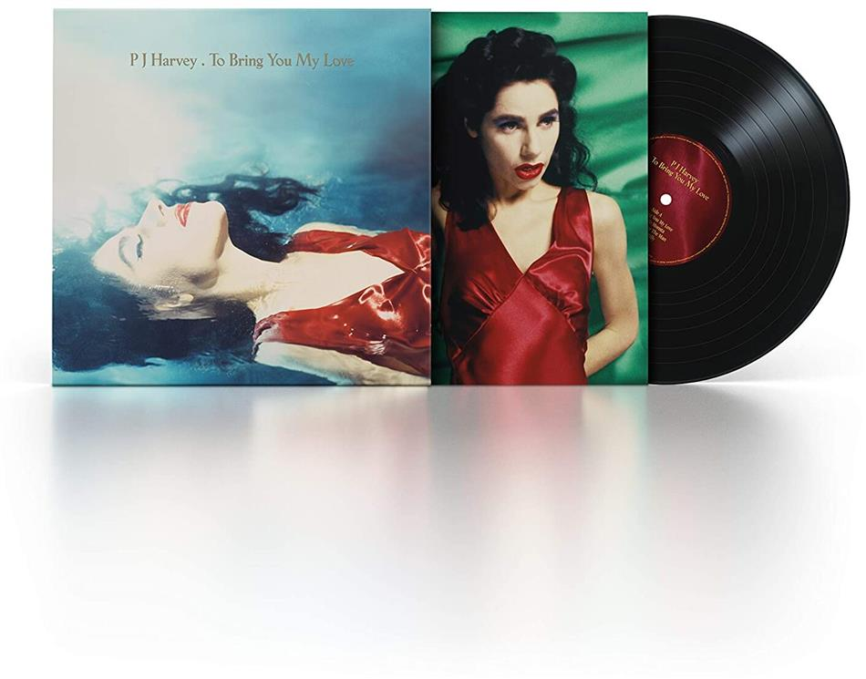 PJ Harvey - To Bring You My Love (2020 Reissue, Universal, LP)