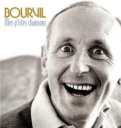 Bourvil - Mes Ptites Chansons (2 LP)