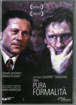 Una pura formalità (1994) (Nuova Edizione)