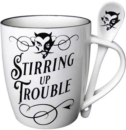 Alchemy: Stirring Up Trouble - Mug & Spoon Set