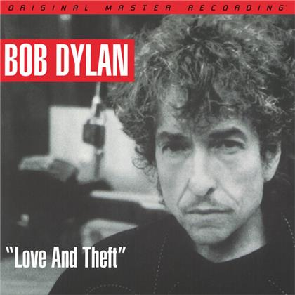 Bob Dylan - Love And Theft (Mobile Fidelity, 2 LPs)