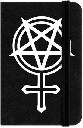Feminist Goth - Mini Notebook