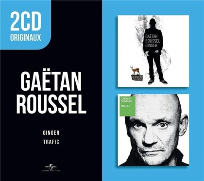 Gaetan Roussel - Trafic / Ginger (2 CDs)