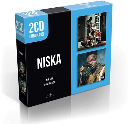 Niska - Mr Sal / Commando (2 CDs)