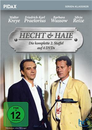Hecht & Haie - Staffel 2 (Pidax Serien-Klassiker, 4 DVDs)