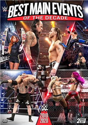 WWE - Best Main Events of the Decade: 2010-2020 (2 DVDs)