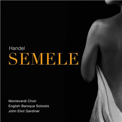Georg Friedrich Händel (1685-1759), Sir John Eliot Gardiner, English Baroque Soloists & Monteverdi Choir - Semele (3 CDs)