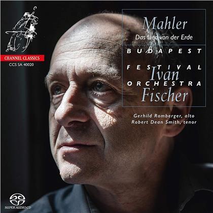 Gustav Mahler (1860-1911), Ivan Fischer, Gerhild Romberger, Robert Dean Smith & Budapest Festival Orchestra - Das Lied Von Der Erde (Hybrid SACD)