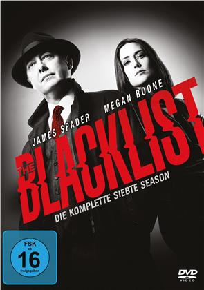 The Blacklist - Staffel 7 (5 DVDs)