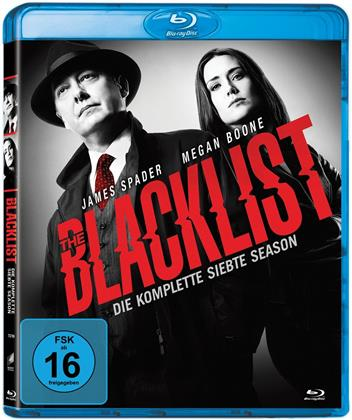 The Blacklist - Staffel 7 (5 Blu-rays)
