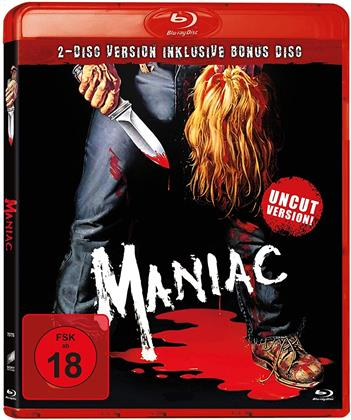 Maniac (1980) (Uncut, 2 Blu-rays)