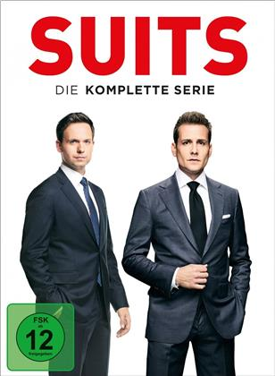 Suits - Die komplette Serie (34 DVDs)