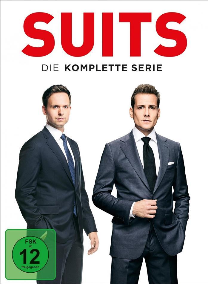 Suits - Die komplette Serie (34 DVDs)