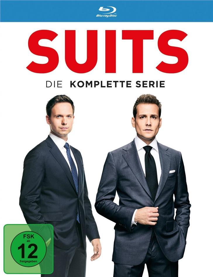Suits - Die komplette Serie (34 Blu-rays)