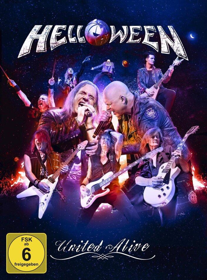 Helloween - United Alive (2 Blu-rays)