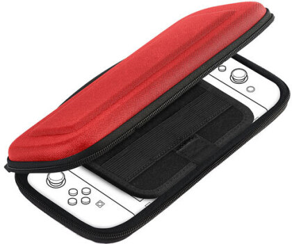 Switch/Switch Lite Tasche Neopren BIGBEN - (farblich assortiert)